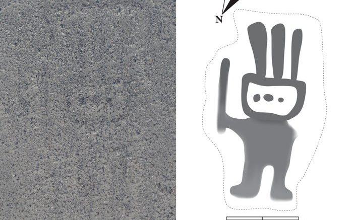 Το «ανθρωπάκι με το μπαστούνι»: Βρήκαν άλλο ένα κρυμμένο μυστηριώδες γεωγλυφικό στο Περού