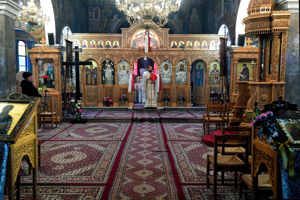 Ανοιγμα εκκλησιών ζήτησε σύμφωνα με πληροφορίες ο Ιερώνυμος ...