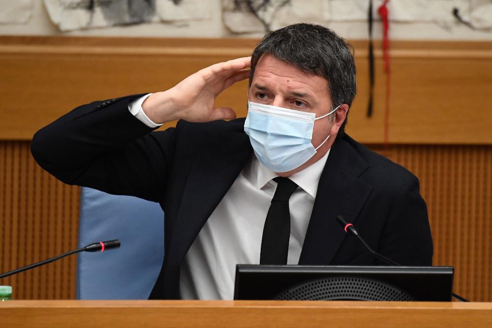 Σε νέα κυβερνητική κρίση η Ιταλία: Ο Ρέντσι απέσυρε τους υπουργούς του – Προς παραίτηση ο Κόντε