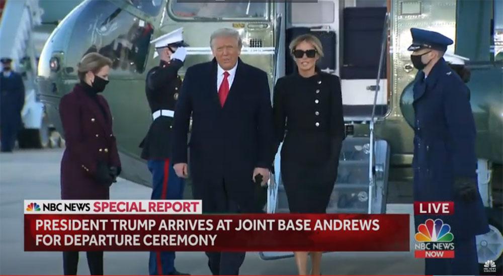 Screenshot NBC live