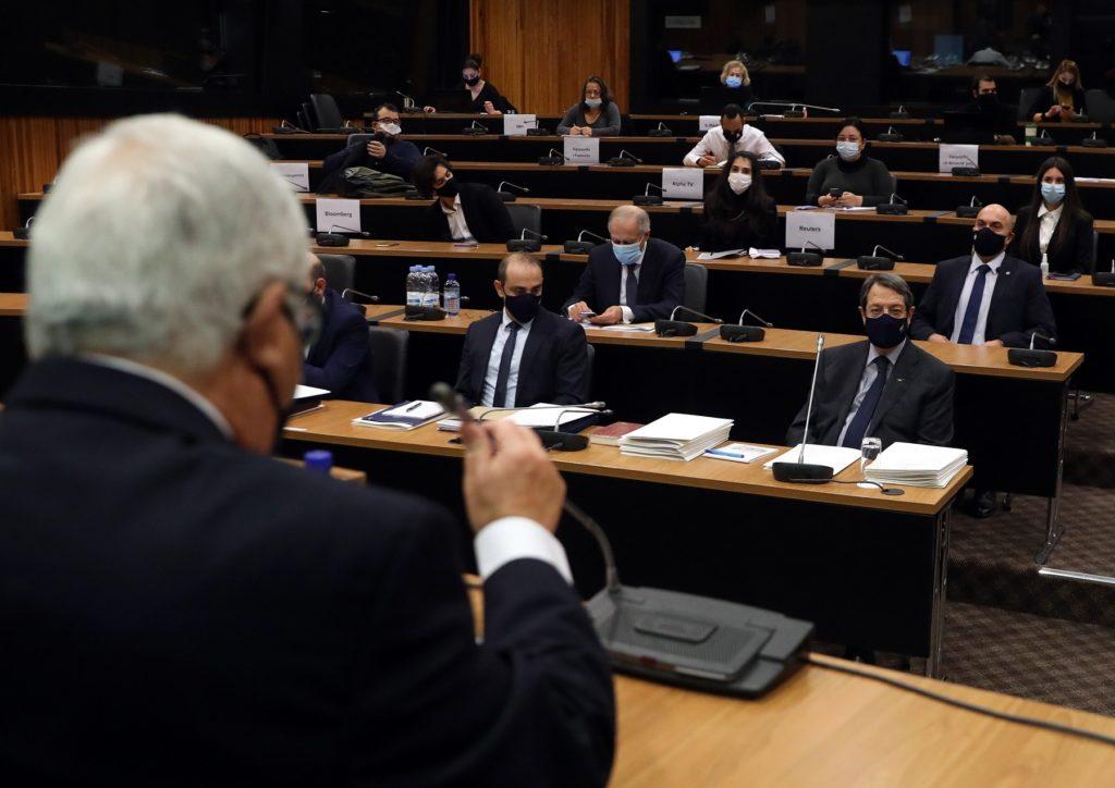 Όλα τα είχε ο μπαξές στην κατάθεση του Προέδρου Αναστασιάδη: Η διαφθορά  σαρώνει στην Κύπρο | Hellasjournal.com