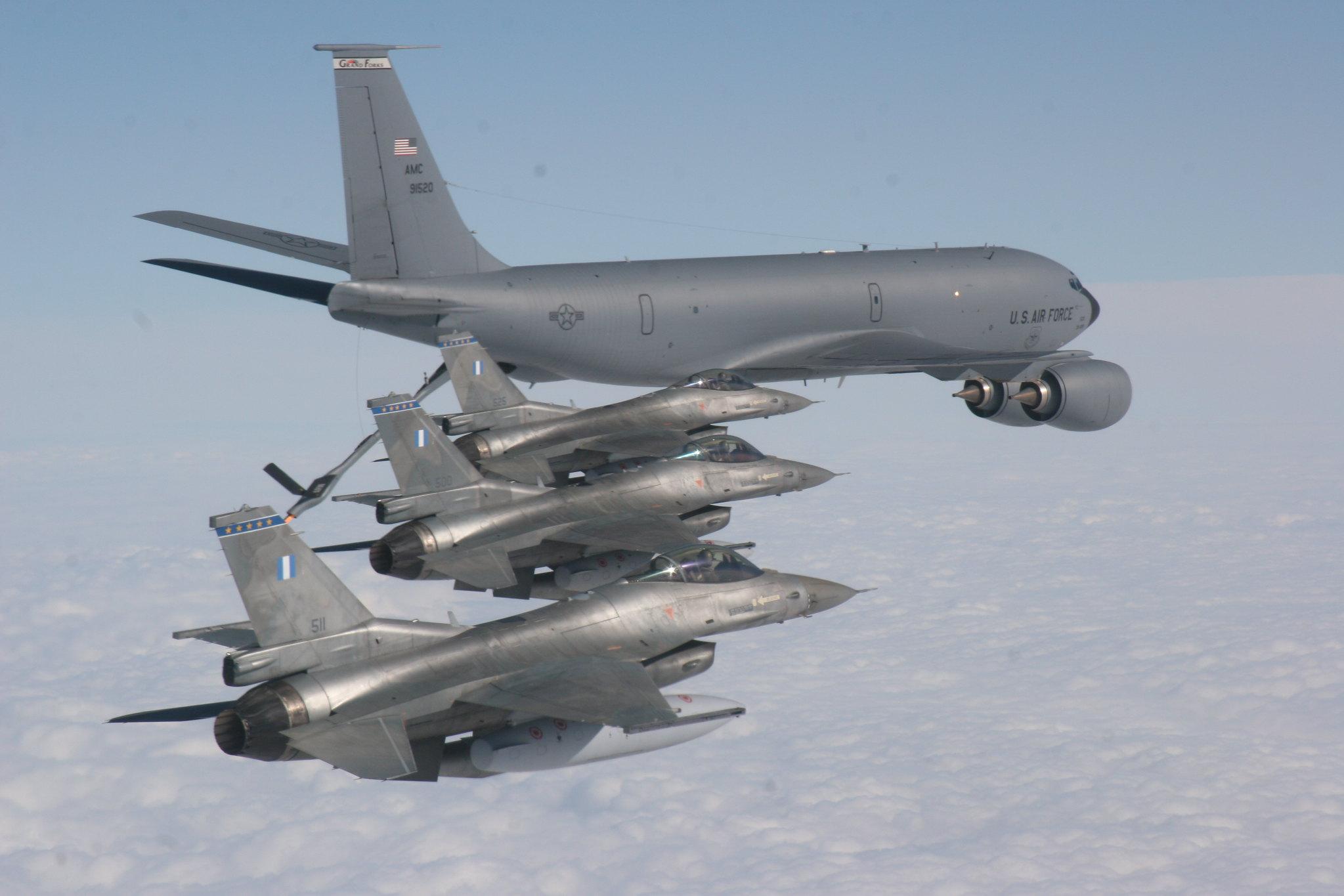 MQ-9 «Reaper» κι ιπτάμενα tanker | Nέα «asset» στον Ηνίοχο